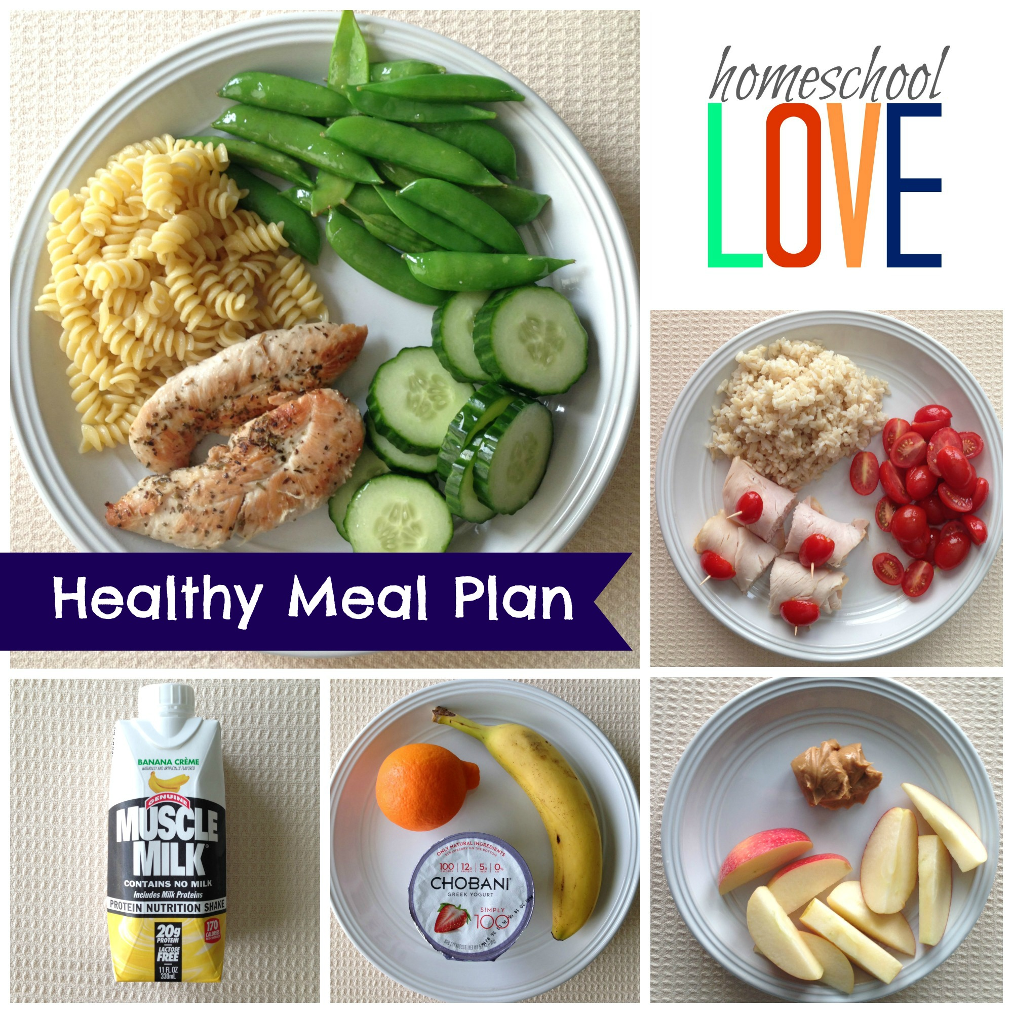 Homeschool love for Healthy home plans